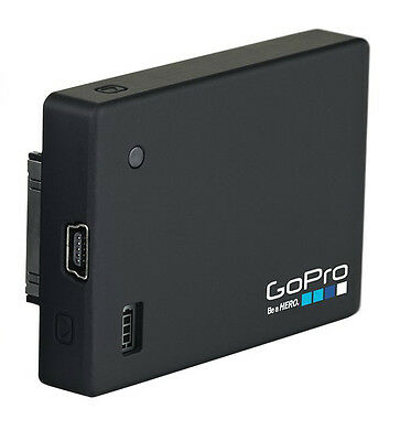 GoPro Battery BacPac ReChargeable Lithium Ion Battery