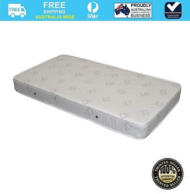 NEW Childcare Baby Toddler Inner Spring Cot Mattress #`115280-011