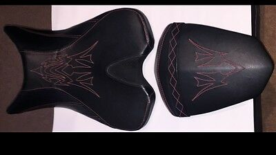 Motorcycle Customised Seat To Suit 0708 R1 Yamaha
