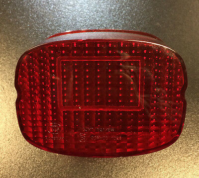 Rear light / tail lamp back lens for Keeway Superlight 125 part no. 82008K2GP000