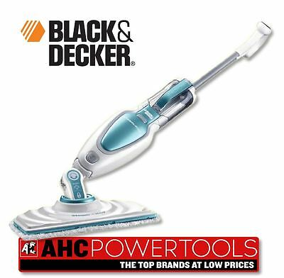Black & Decker FSM1630ND-GB Deluxe Steam Mop Hand Comand