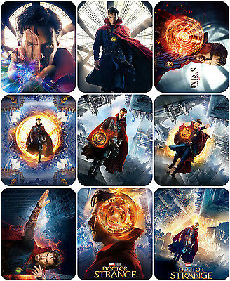 Doctor Strange Movie 2016 Personalised Custom Printed mouse pad mat ABCDEFGHI