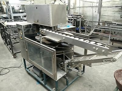 Wheat Flour Tortilla Machine Equipment - OPPORTUNITY USED !!