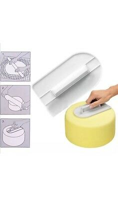 New Smoother Icing Fondant Cake Decorating Polisher Cake Decoration SugarCraft