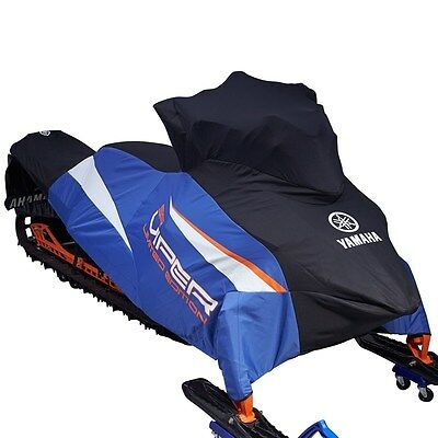 Genuine OEM Yamaha Snowmobile Cover SR VIPER MTX Blue/Orange/Black NEW Sale!