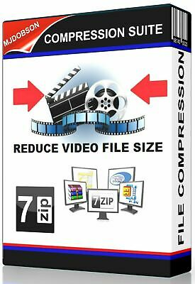 (MD236) 7   ZIP Windows File Compression Software Suite
