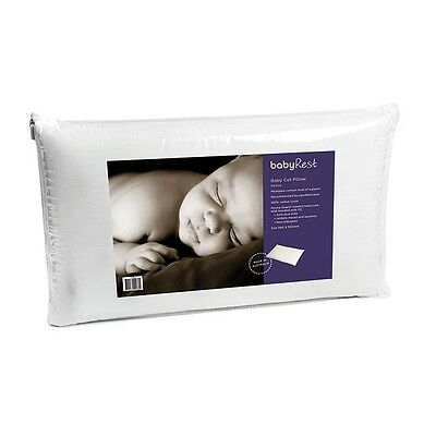 NEW Babyrest Baby Infant Child Toddler Cot Pillow #`ALP2