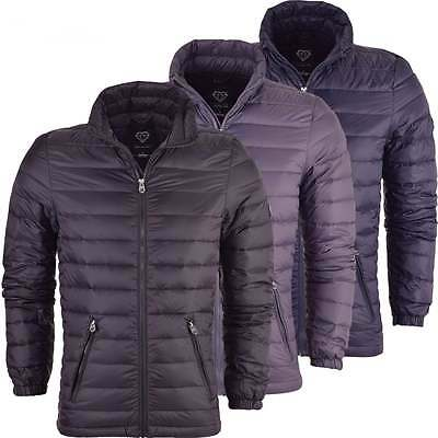 Born Rich Money Clothing Mens Lightweight Down Insulated Jacket Warm Winter Coat