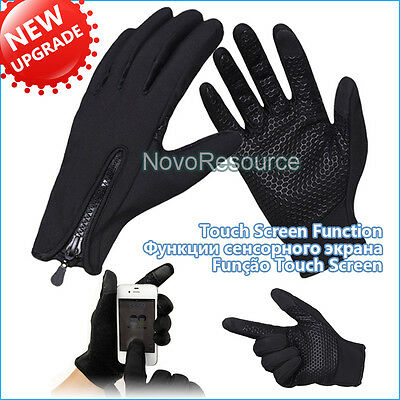 Touch Screen Windproof Tactical Gloves Men Women army winter gloves