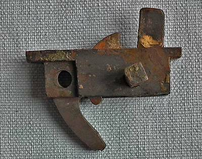 Ancient Chinese Han Dynasty Bronze Crossbow Mechanism Gold Plated not sword