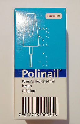 Polinail nail lacquer treatment/fungal nail treatment. ONYTEC, Kitonail
