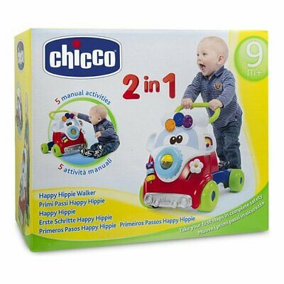 CHICCO 05905 Primipassi Happy hippy walker 1 Da 9 a 36 Mesi