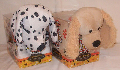 Snuggle Up Lavender Microwavable Dog Hotties Wheat Bag