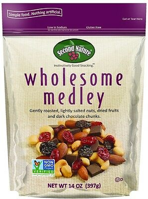 Second Nature wholesome medley 14 oz