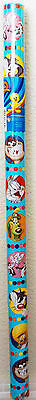 Warner Bros. Looney Tunes Gift Wrapping Paper Bugs Bunny Taz Sylvester