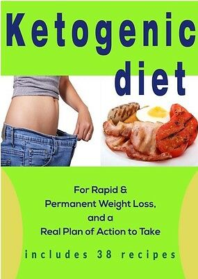 The Ketogenic Diet Ebook - Weight Loss Including 38 Amazing Recipes
