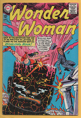Wonder Woman #154 DC Comics 1965 Kanigher/Andru VG