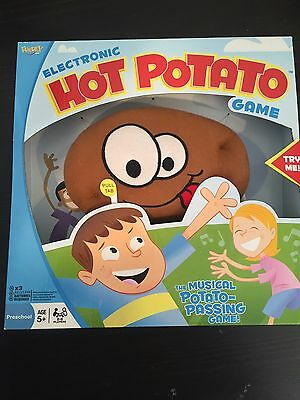 Ideal Hot Potato Electronic Musical Passing Game New