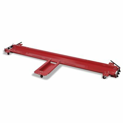 Motorcycle Dolly Motorcycle Stand Steel 250 kg Side Stand Included Parking
