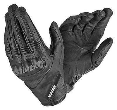 DAINESE Essential Leather GLOVES Riding Racing CE Motorcycle Road Bike Gloves