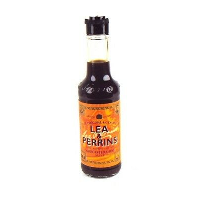 Lea & Perrins Worcestershire Sauce 150ml - Will Ship Worldwide