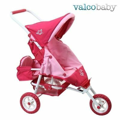 Valco Baby Just Like Mum Mini Marathon Stroller Pram & Toddler Seat  (AU STOCK)