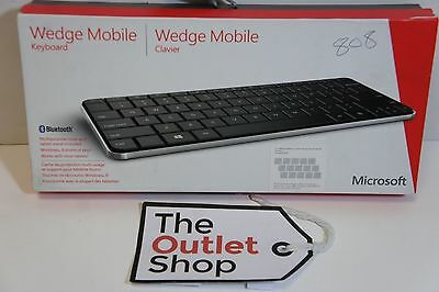 MICROSOFT WEDGE KEYBOARD NEW BOXED MOBILE TABLET AZERTY copy