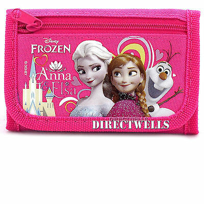 Disney Frozen Pink Wallet