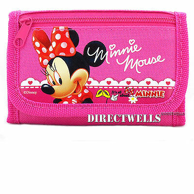 Disney Minnie Mouse Hot Pink Wallet