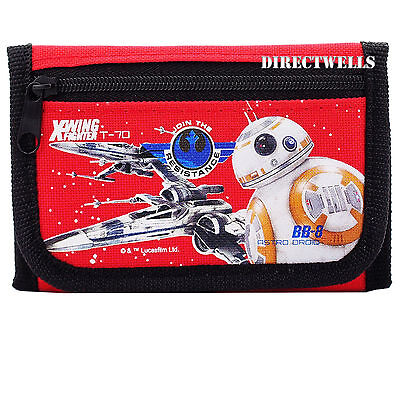 Disney Star Wars Robot Red Wallet