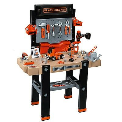 Simba Smoby Black & Decker THE ULTIMATE
