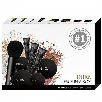 Inika Face In A Box - The Essentials Starter Kit - Patience