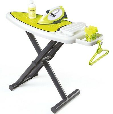 Smoby Children's Toy Iron and Ironing Board Play Set