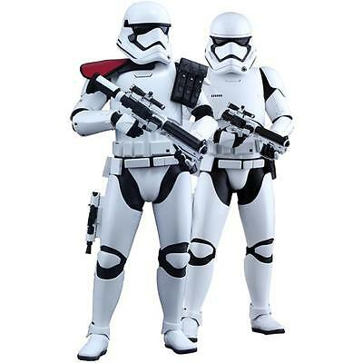 Stormtrooper Officer and Stormtrooper set Hot Toys MMS335 (Star Wars VII : The F