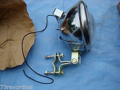 Dietz Chrome Spot light Search light Jeep Willys Land Rover Scout FJ40 FJ60 4WD