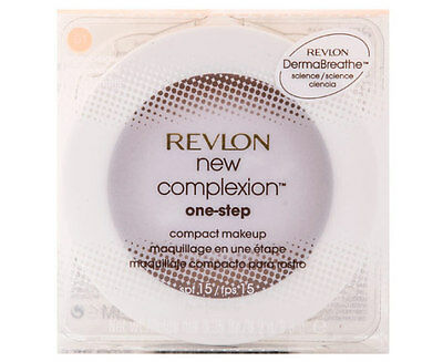Revlon New Complexion One Step Compact Makeup - 01 Ivory Beige