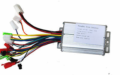 36V/48V 350W Electric Bicycle Brushless Motor Controller For E-bike & Scooter
