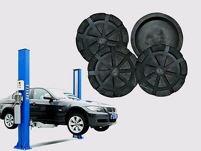 110mm Round Rubber Arm Pad For Auto Lift