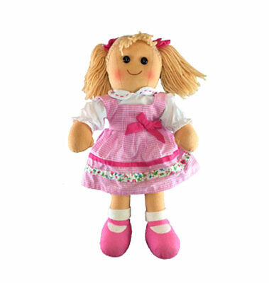 "Rag Doll LULU by Hopscotch Collectibles ragdoll soft toy 14""/35cm NEW"