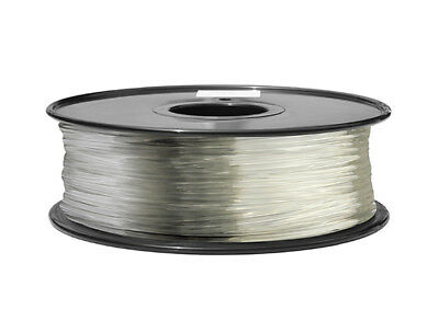 RC HobbyKing 3D Printer Filament 1.75mm ABS 1KG Spool (Clear)