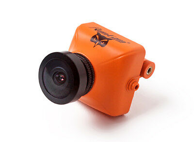 RC RunCam Owl Plus 700TVL Mini FPV Camera - Orange (PAL Version)