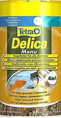 Tetra Delica Mix Menu 4in1 30g/ 100 ml