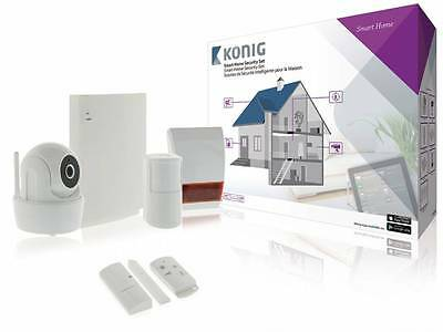 Smart-Home-Security-Set