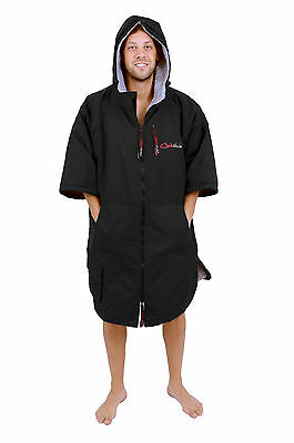 Charlie McLeod Sports Cloak keep and warm and dry in our Unisex changing robe