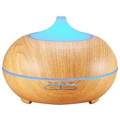 Amir 300ml Colorful Ultrasonic Humidifier Aroma Diffuser / Aromatherapy Essentia