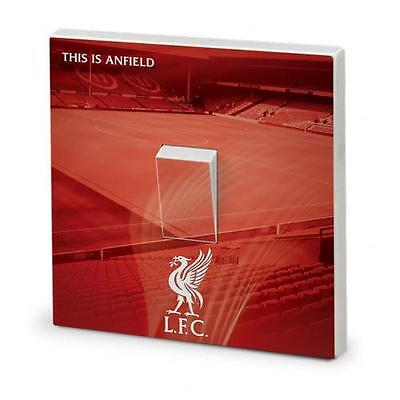 Official Football Liverpool F.C. Light Switch Skin Xmas Gift