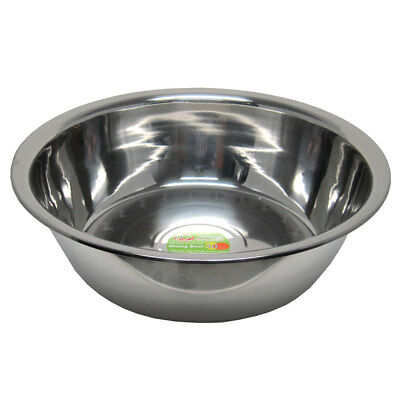Stainless Steel Mixing Bowl, X-Large, 23 Quart