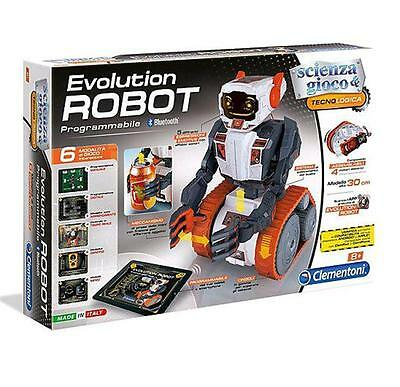 Scienza E Gioco Evolution Robot