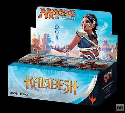 Kaladesh Booster Display EN Sealed Originalverpackt