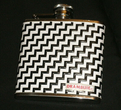 Drambuie 5 oz Stainless Steel Hip Flask NEW